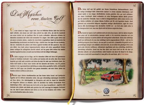 VW Golf | Märchen