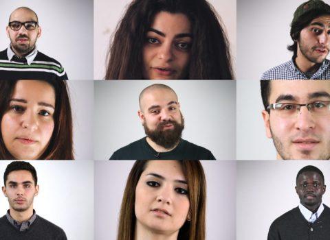 Flüchtlinge Willkommen | Search Racism. Find Truth.